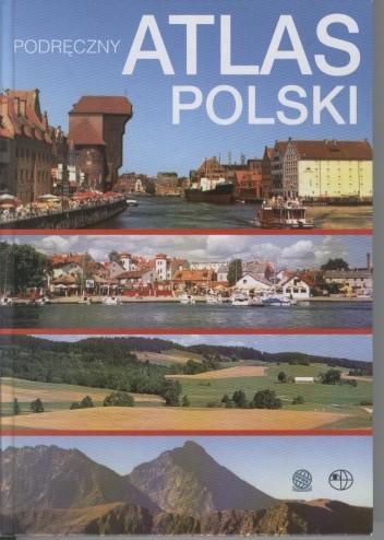Okładka książki Podręczny atlas Polski