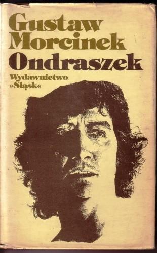 Okładka książki Ondraszek