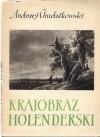Okładka książki Krajobraz holenderski