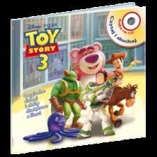 Okładka książki Toy story 3