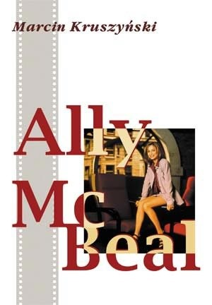 Okładka książki Ally Mcbeal
