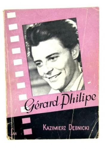Okładka książki Gerard Philipe