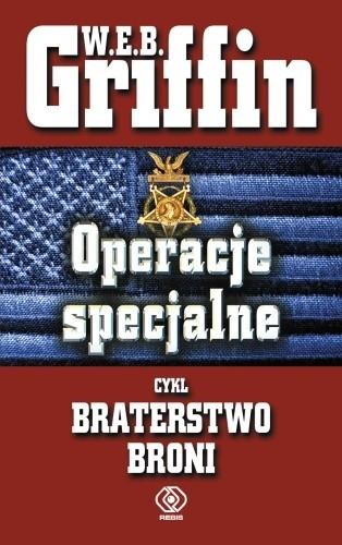 Okładka książki Operacje specjalne