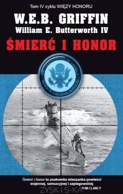 Okładka książki Śmierć i honor