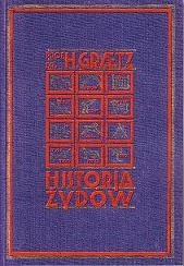 Okładka książki Historia Żydów,  cz I/III
