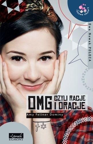 Okładka książki OMG czyli racje i oracje