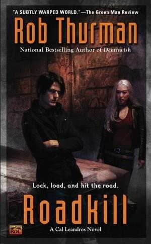 Okładka książki Roadkill