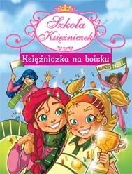Okładka książki Księżniczka na boisku