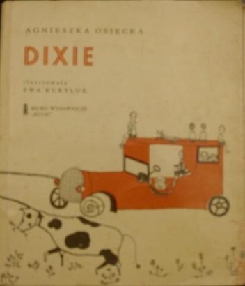 Okładka książki Dixie