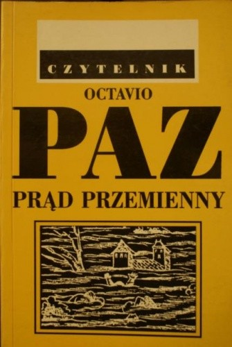 Okładka książki Prąd przemienny