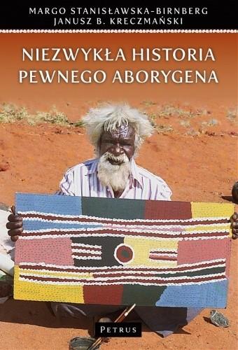 Okładka książki Niezwykła historia pewnego aborygena