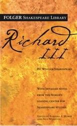 Okładka książki Richard III