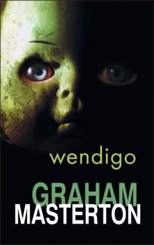 Okładka książki Wendigo