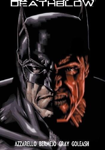 Okładka książki Batman/Deathblow 3