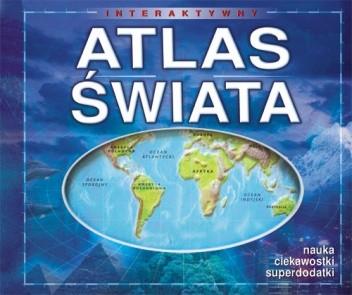 Okładka książki Interaktywny atlas świata