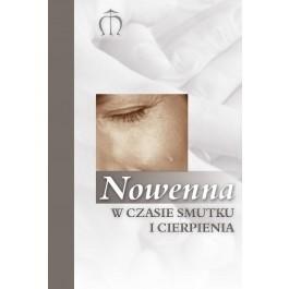 Okładka książki Nowenna w czasie smutku i cierpienia