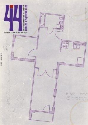 Okładka książki Czterdzieści i cztery. Magazyn apokaliptyczny, nr 2 / 2009 - Koniec końców