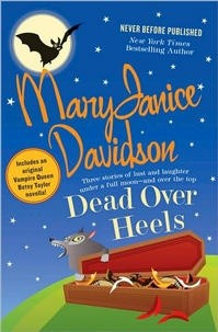 Okładka książki Dead Over Heels