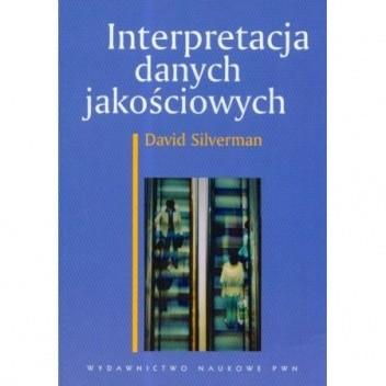 Okładka książki Interpretacja danych jakościowych