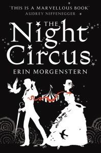 Okładka książki The Night Circus