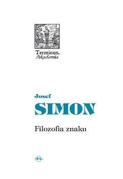 Okładka książki Filozofia znaku