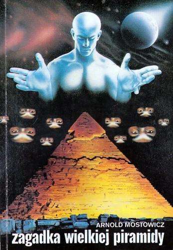 Okładka książki Zagadka Wielkiej Piramidy