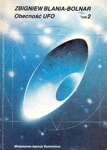 Okładka książki Obecność UFO (tom 2)