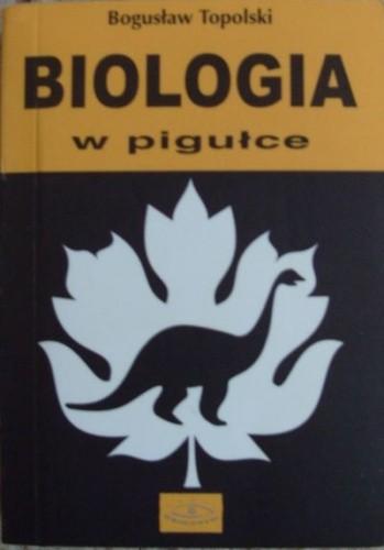 Okładka książki Biologia w pigułce