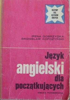 Okładka książki Język angielski dla początkujących