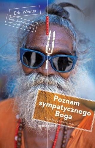 Okładka książki Poznam sympatycznego Boga