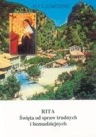 Okładka książki Rita -Święta od spraw trudnych i beznadziejnych