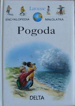 Okładka książki Encyklopedia Małolatka: Pogoda