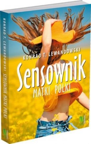 Okładka książki Sensownik matki Polki