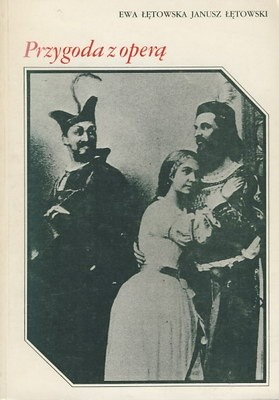 Okładka książki Przygoda z operą