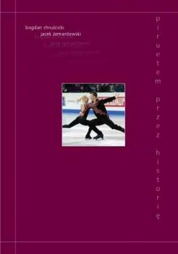 Okładka książki Piruetem przez historię