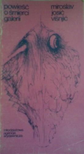 Okładka książki Powieść o śmierci galerii