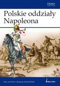 Okładka książki Polskie oddziały Napoleona