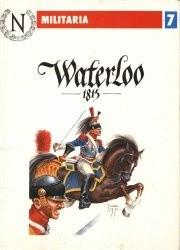 Okładka książki Waterloo 1815