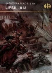 Okładka książki Lipsk 1813