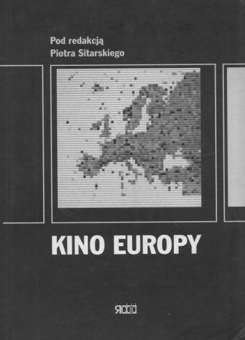 Okładka książki Kino Europy