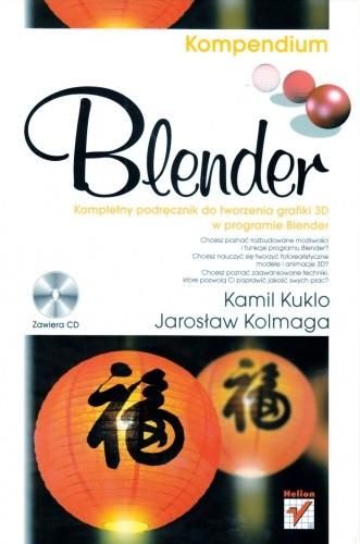 Okładka książki Blender: Kompendium