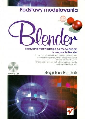Okładka książki Blender: Podstawy modelowania
