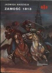 Okładka książki Zamość 1813