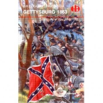 Okładka książki Gettysburg 1863