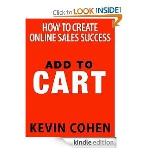 Okładka książki Add to cart: How To Create Online Sales