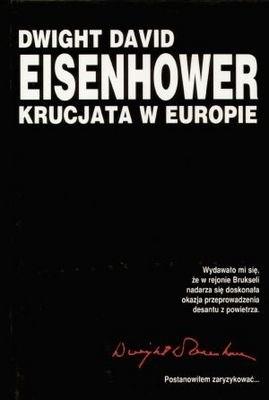 Okładka książki Krucjata w Europie
