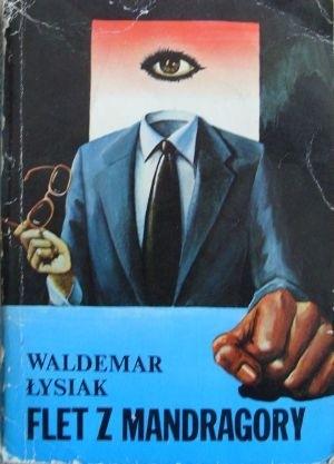 Okładka książki Flet z mandragory