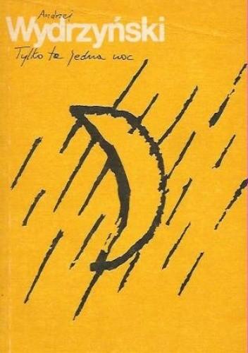 Okładka książki Tylko ta jedna noc
