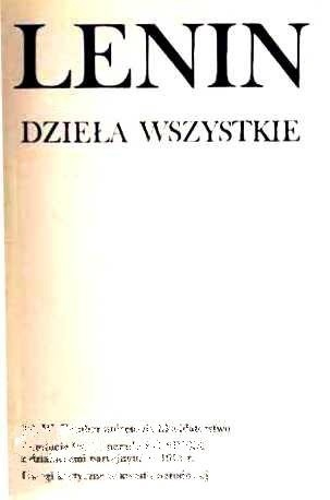 Okładka książki Dzieła wszystkie. T. 51, Dokumenty lipiec 1919 - listopad 1920
