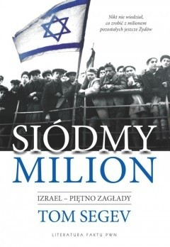 Okładka książki Siódmy milion